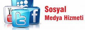 sosyal medya hizmeti